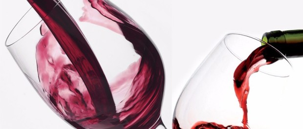 Vino rosso e pesce . . . strano? No, salutare