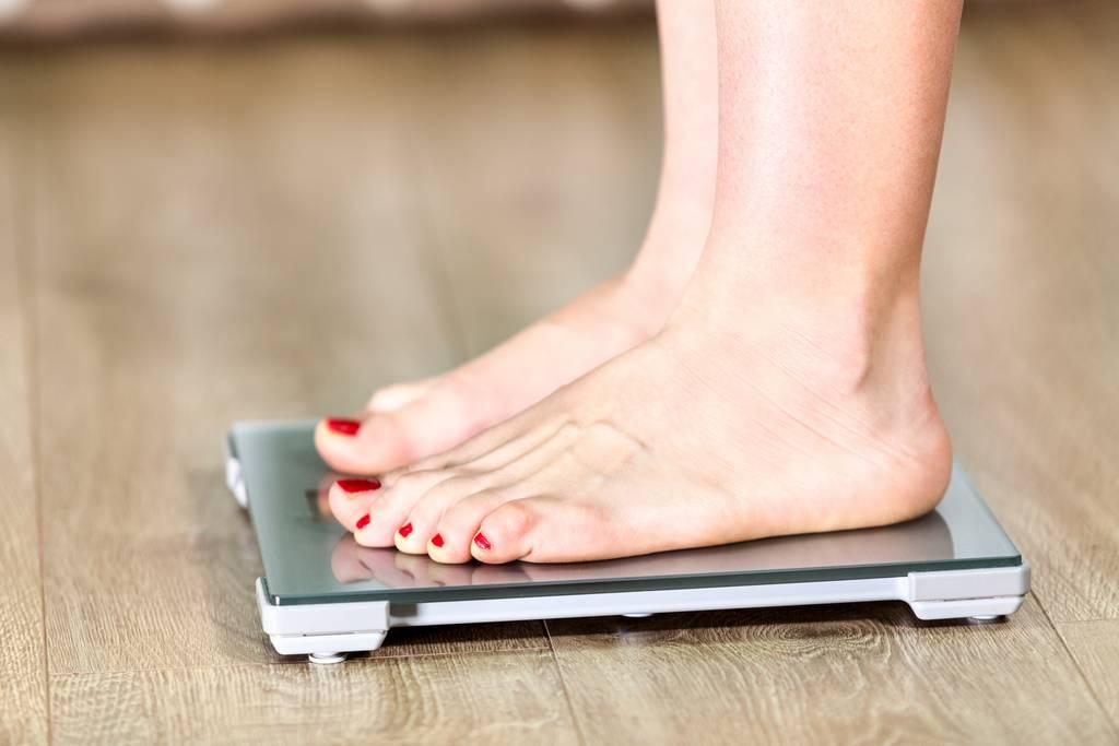 perdi peso